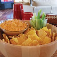 """""""Buff Chick"""" Hot Wing Dip by Hungry Girl"""