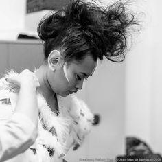 Collection Couture de la Créatrice Adeline Ziliox  #Designer #Couture #HauteCouture #Designer #Models #Black #White #Feather #Plumes #Paris #Strasbourg #Show #Catwalk #Fashion #Mode #Création #Backstage