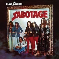 Sabotage Black Sabbath Album