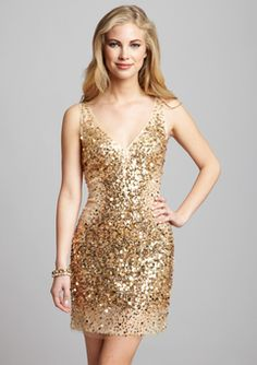 'dancing with the stars' kind of dress...
