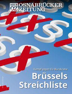 Die EU-Kommission will im Kampf gegen die Bürokratie Gesetze und Richtlinien streichen. Mehr dazu lesen Sie in der iPad-Abendausgabe vom 2. Oktober 2013.