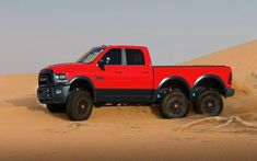 My interpretation of what Ram Trucks should build to get back into the 6x6 market.