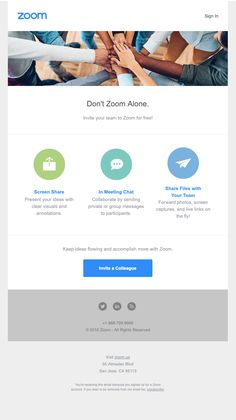 Zoom Onboarding Email Breakdown — Get Your SaaS On Board How To Plan