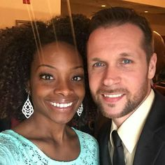 Gabe and Babe (Gabe and Chad) ❤ Gorgeous interracial couple ❤ #love #wmbw #bwwm