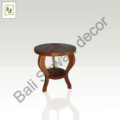 Round Table  by #balisawahdecor