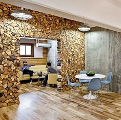 ilginç ofis tasarımları