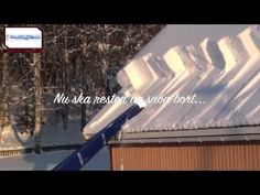 ROOF-CLEANER - YouTube Roof Cleaning, Corrugated Plastic, Stair Treads, Removal Tool, Quites, Sheet Metal, Metal Roof, Winter Snow, Stairs