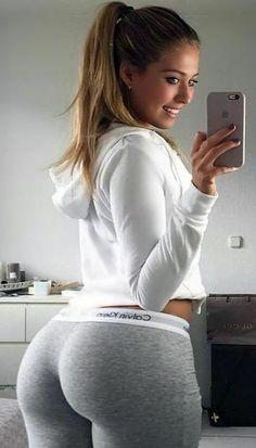 Bubble butt and big butt photos & videos! Fit Women, Sexy Women, Sport Fitness, Health Fitness, Asian Girl, Lingerie, Selfie, Womens Fashion, Belle