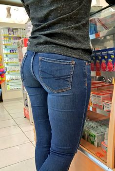 Pin on thin Pin on thin Sexy Jeans, Superenge Jeans, Mint Jeans, Curvy Jeans, Looks Pinterest, Beste Jeans, Super Skinny Jeans, Hot Pants, Girls Jeans