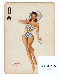 Bikini Playing Cards