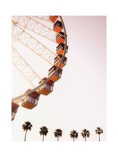California Dreams by Alexandra Nazari for Minted