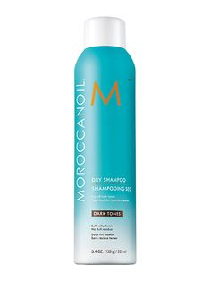 Moroccanoil Dry Shampoo Moroccanoil is the OG of divinely smelling hair products; we're addicted to the signature musky, sandalwood-y scent. Lucky for us, the brand's new tinted dry shampoos (one for light hair and one for darker shades) have the same aroma we fell for years ago when its much-lauded treatment oil launched.