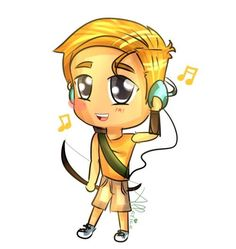 Chibi Will  <<<AGH SO KAWAII I CANT EVEN HANDLE IT!