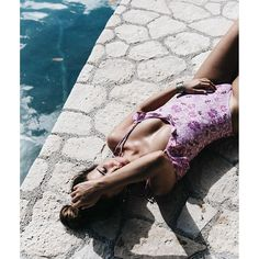 'For Love And Lemons Swimwear', a new summery story on #collagevintage.com @forloveandlemons