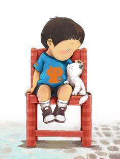 〆(⸅᷇˾ͨ⸅᷆ ˡ᷅ͮ˒) illustration by Kim Dong-Hoon.