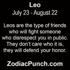 Leos are the type. Astrology Leo, Horoscope, Don't Care, Zodiac Signs, Thoughts, Type, Words, Star Constellations, Horoscopes