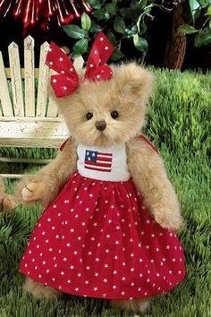 Sparkles Patriotic Teddy Bear by Bearington Bears, http://www.amazon.com/dp/B001U36DEI/ref=cm_sw_r_pi_dp_9.Kmrb1H8ARKV