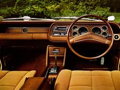 """inside my car"""" Ford Classic Cars, Classic Sports Cars, Ford Granada, Cars Uk, Old Fords, Car Ford, Commercial Vehicle, Ford Motor Company, Vintage Cars"""
