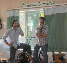 How to make thermal curtains