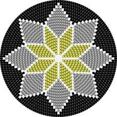 Beaded Flowers Patterns, Bead Loom Patterns, Cross Stitch Patterns, Crochet Clutch Pattern, Tapestry Crochet Patterns, Crochet Stitches Chart, Crochet Diagram, Hello Kitty Crochet, Mochila Crochet