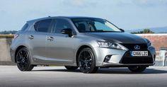 Lexus Revises 2017 CT 200h Range In The UK [20 Pics] #Galleries #Hybrids
