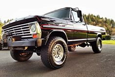 Ford F250 1969 Best American Cars, Ford Motor Company, Ford Trucks, 4x4, Cool Photos, Monster Trucks, Hot Cars, Ford