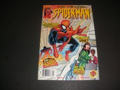 THE AMAZING SPIDER-MAN #13 VOL.13 (2000 MARVEL) START THE BID AT $5.00 BUY IT NOW FOR $8.00+ SHIP!!!