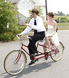 full disclosure: this is what i had in mind when i bought the tandem last summer.