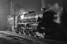 After our evening turn on LMS Stanier Black 5 45305 with a special dining train for staff of the NRM we were back on shed just after Flying Scotsman, Steam Railway, Train Times, British Rail, Steam Engine, Steam Locomotive, In The Tree, Reading Room, British Museum