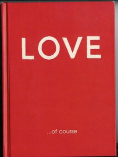 Love Of Course 2009 Diary Covers, Over The Years, Company Logo, Love, Amor, Romances