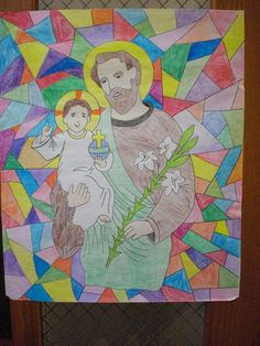 Look to Him and be Radiant: Happy St. Joseph Day!