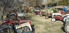 auction of antique and vintage tractors plows pullers motors rare ...