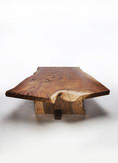 Portfolio - Rashomon Coffee Table - Offerman Woodshop