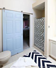 Design Inspiration: Rolling Barn Doors