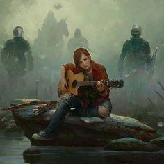 The Last of Us Part II -> Fan-art