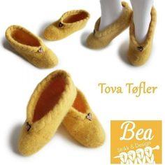 Let's Twist Again - Strikkeoppskrift på tova tøfler Twists, Ravelry, Slippers, Let It Be, Pattern, Design, Knitting, Threading, Chunky Twists