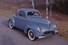 Willys+Cars+History | Willys coupe remained one of the finest original '41 Willys ...