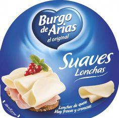 Lonchas Burgo de Arias 125 gramos - arias.es - Grupo Arias