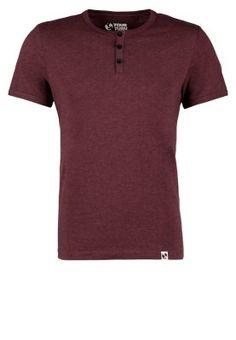 T-shirt basic - rosso