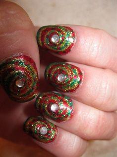 Latest Ideas for Christmas Nail