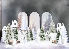 Winter Fair Setup | Mint Room Studios