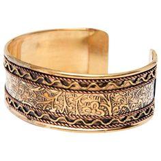 Handmade Golden Brass Cuffhttps://sitaracollections.com/collections/bracelets-cuffs-and-bangles/products/handmade-golden-brass-cuff