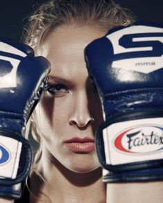 Ronda Rousey #UFC :: THE METAL TRIBE :: A Finnish metal musician's 1-year extreme challenge to become an #MMA fighter in Sweden: themetaltribe.com