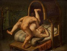 single menn erotisk kunst
