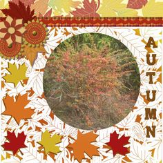Country Liv's Graphics - Autumn - ScrapBird Gallery