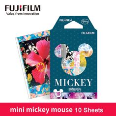 Find More Film Information about Fujifilm Instax Mini 8 Film 10 Sheets Mickey Mouse Photo Paper Instant Film For mini 9 7s 90 25 Share SP 1 SP 2 Instant Camera,High Quality instant film,China mini 8 film Suppliers, Cheap instax mini 8 film from Photography store on Aliexpress.com