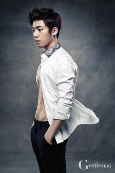 2014.09, Gentleman, TEEN TOP, Changjo