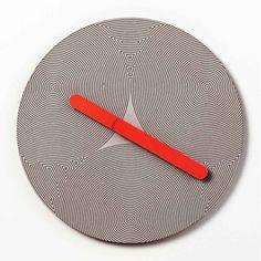 Mysterious Lineas de Nazca Clock