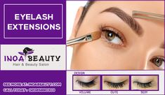 Inoa Beauty Salon Providning Eyebrow and Eyelash Tinting Treatment. Eyebrow and eyelash tinting is the perfect way to look made up with minimum effort. Your eyebrows and eyelashes will look defined without a slick of makeup.  For More Details:  Visit Now : inoabeauty.com Call Now  : 02085990303