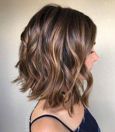 Best ideas about brown hair caramel highlights (11)